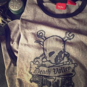 Death Valley Custom Shops Tee Shirt by Mossimo